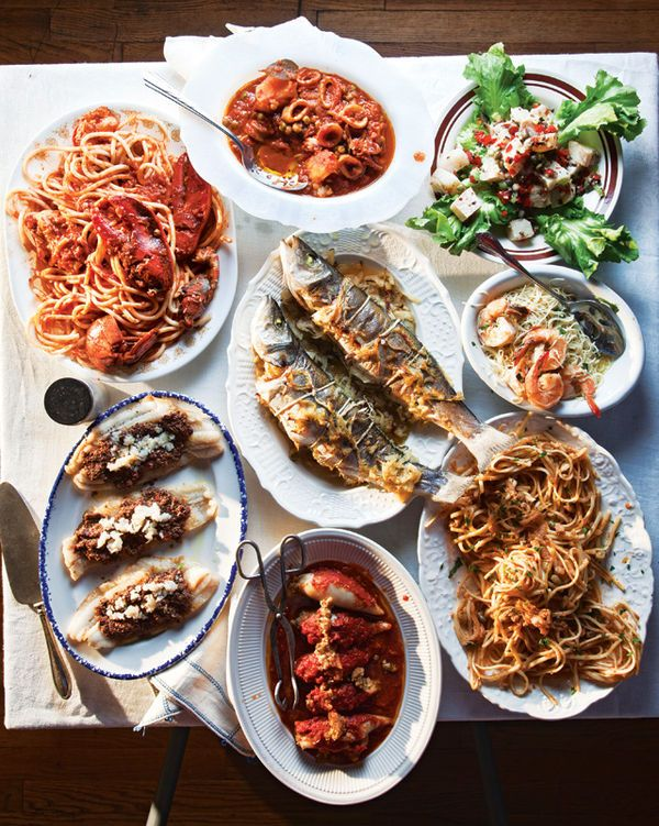 Feast of the Seven Fishes, Christmas Eve Dinner, Italian Traditions